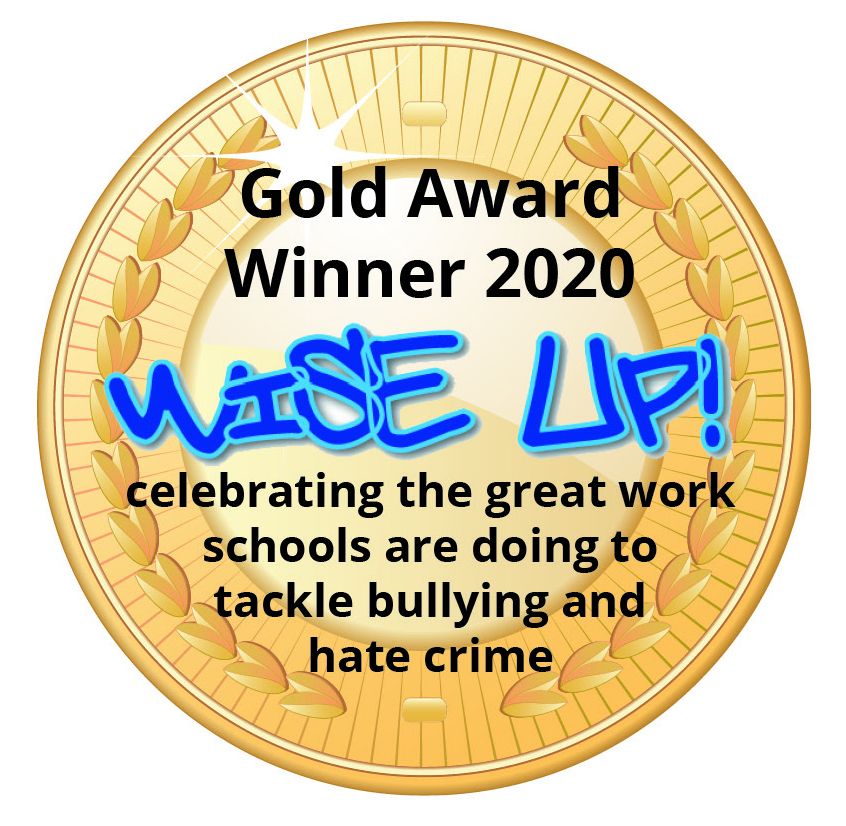 Wise Up Gold Award 2020